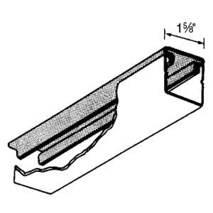 Superstrut AB844-PC Plastic Closure Strip