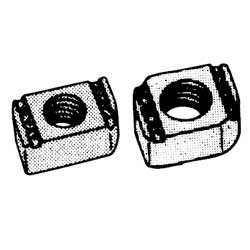 Superstrut AC100-1/4 Springless Nut