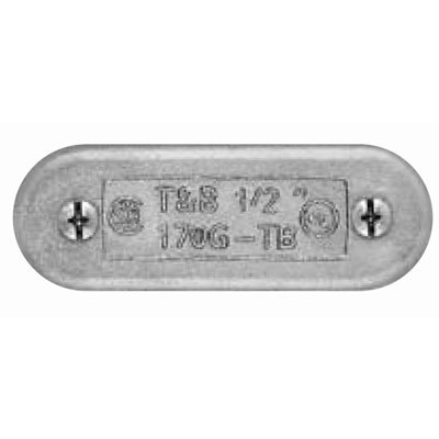 Thomas & Betts 180F 12 Cast Cvr Gray Iron Form 8