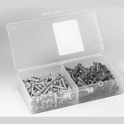 Thomas & Betts 51-212 Red-Cap Screw Anchor Kit; Includes 100 Anchors, Pan Head Screws and Drill Bit