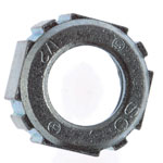 STEEL-CITY BU404 1-1/4-IN BUSHING, RIGID/IMC, IRON-ZINC PLATED, IN
