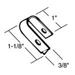 SC NS-100 CABLE CLIP, STL